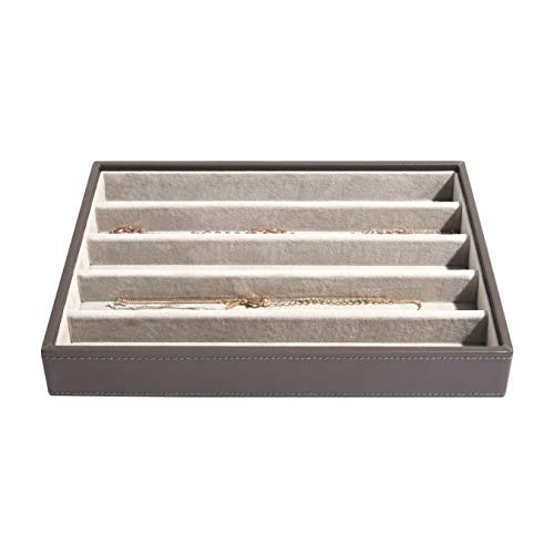 Stackers Mink Classic Medium Jewellery Box Necklace Layer