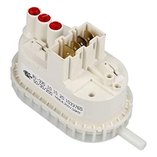 Druckwächter Druckdose Wasserstandregler Regler Drucksensor Sensor Niveauregler Waschmaschine ORIGINAL Amica 1033765