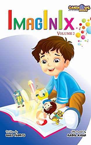 Imaginix Volume 2 (English Edition)