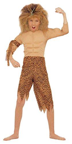 WIDMANN Disfraz de niño de la selva