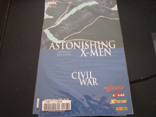ASTONISHING X-MEN N° 23 (2007) comics vf