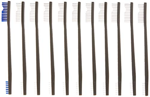 Otis Technology 10 Pack AP Brush (Bonus Blue Receiver Brush)