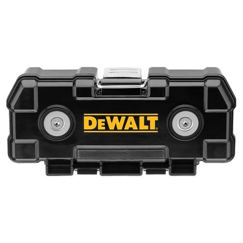 DEWALT Screwdriver Bit Set with ToughCase Magnetic Case, Impat-Ready, 20-Piece (DWMTCIR20)