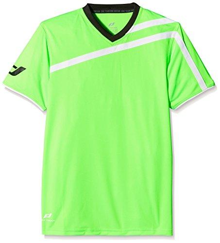 Pro Touch Kinder Kristopher T-Shirt, grün, Gr. 10 Jahre (Herstellergröße: 140cm)