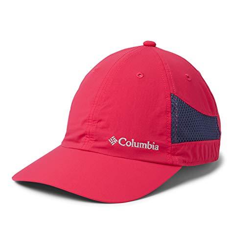 Columbia Tech Shade Hat, Casquette, Unisexe, Fibre Synthétique, Rose (Cactus Pink), Taille Unique (Ajustable), 1539331