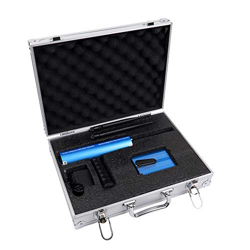 Great Features Of WUAZ Metal Detector Remote Underground Gold Detector Search Metal