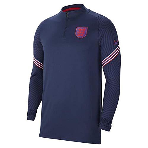 Nike 2020-2021 England Training Drill Top (Navy)
