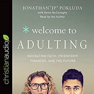 Welcome to Adulting cover art