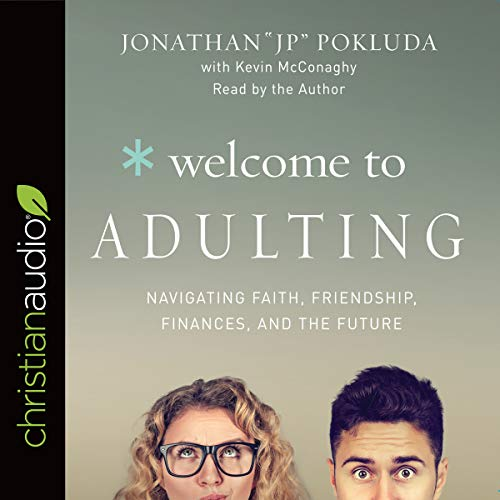 Welcome to Adulting audiobook cover art