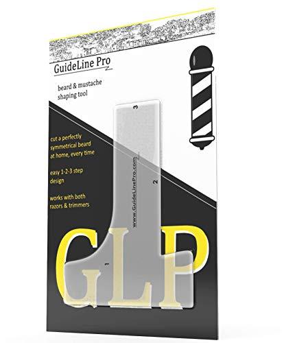 GuideLine Pro Plantilla para barba y modelado de barba  ...