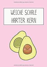 Weiche Schale Harter Kern: Rezeptbuch zur Aufbewahrung Ihrer Rezeptsammlung und zum Schreiben Ihrer Lieblingsrezepte mit 5...