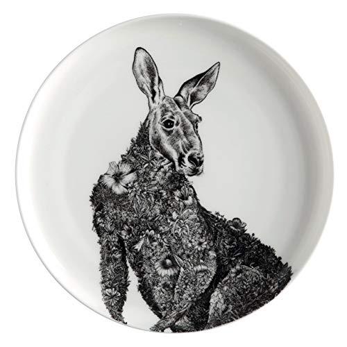 Maxwell & Williams Kangaroo Plato, Cerámica