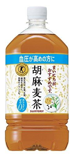 胡麻麦茶 1.05L ×12本