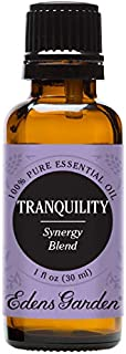 Edens Garden Tranquility Essential Oil Synergy Blend, 100% Pure Therapeutic Grade (Sleep & Stress) 30 ml