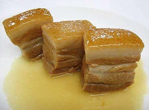 三枚肉みそ煮 & あぐー荒挽ウインナー 1kg×各1P 琉球ミート 沖縄の伝統的な豚肉料理の代表 味噌ラフテー