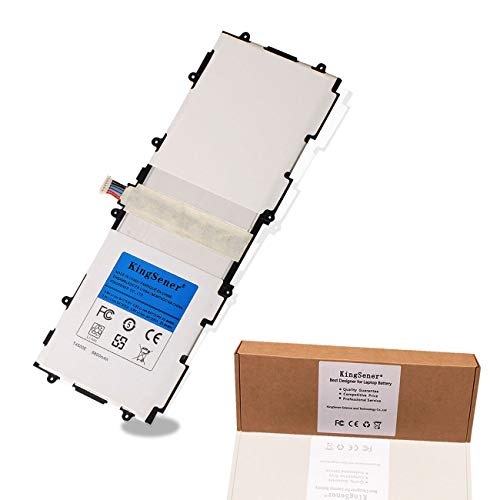 KingSener 3,8V 6800mAh T4500E batería para Samsung Galaxy Tab 3 10.1 GT-P5200 P5210 P5220 Tablet PC