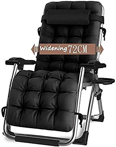 BSJZ Sun Loungers Lounge Chairs Sun Lounger/Reclining Chairs Outdoor Folding Chairs Garden Daybed Inclined Chair Portable Sunbed Zero Gravity Chair Garden Deck Chairs Support 200 Kg sun lounger cha