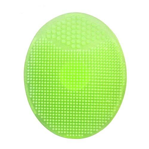 ZNQPLF Nettoyage Tapis Wash Exfoliant Visage Brosse Peau Scrub Salle De Bains Outil De Nettoyage Bath Ball Bain Brosse (Color : 06)