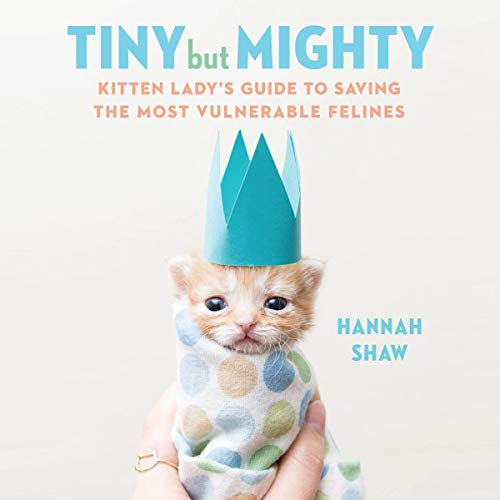 Tiny but Mighty audiobook cover art