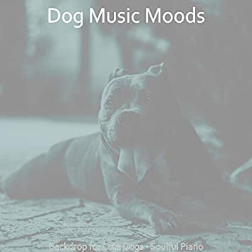 Backdrop for Cute Dogs - Soulful Piano