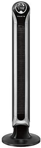 Rowenta VU6670F0 Ventilateur Colonne sur Pied Eole Infinite Électronique avec Télécommande 4 Vitesses Tour Oscillatio...