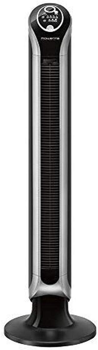 Ventilatore a torre, timer fino a 8 ore, 3 velocità, telecomando rowenta vu6670 eole infinite spegnimento auto B06W521GNQ