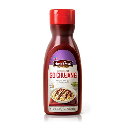 4acbb9512a Amazon.com : Annie Chun's Korean Sweet & Spicy (Go-Chu-Jang) Sauce, 10  Ounce (Pack of 6) : Sweet And Sour Sauces : Grocery & Gourmet Food