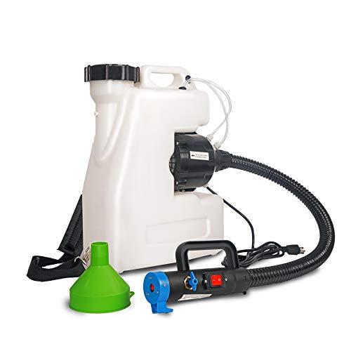 INMAKER Disinfectant Fogger Machine, Electric Backpack ULV Sanitizer Fogger, Sanitizing Sprayer, 4.2 US Gal