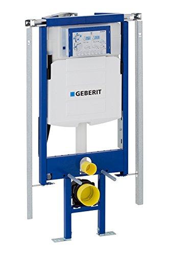 Geberit 111390005 Duofix Eckelement für Wand-WC mit Unterputzspülkasten Design 112 cm