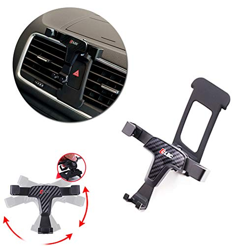 GTINTHEBOX Smartphone Cell Phone Mount Holder with Adjustable Air Vent Clip Cover for 2013-2018 Audi Q3 (3.5-6.0 Inches Phone)