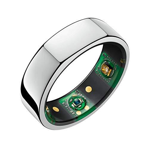 Oura Ring オーラリング Heritagemodel 最新 US10 Silver 『アプリ日本語対応!』