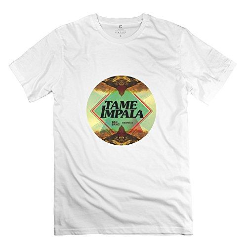 KST Logo Adulto tame impala camiseta pre-cotton Swag