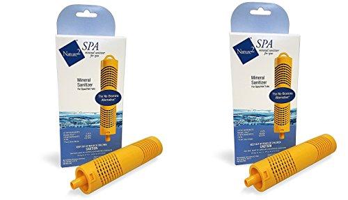 Zodiac 2 New Nature 2 W20750 Spa/Hot Tub Mineral Sanitizer Cartridge Sticks