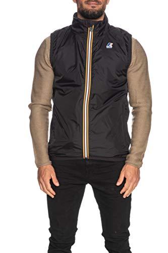 K-Way, Le Vrai 3.0 Rouland Warm Jacket, Noir, KWAY_K00BDF0 K02 - M