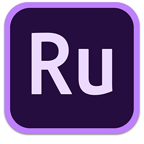 Adobe Premiere Rush | Video editing software, mobile & desktop | 1-month Subscription with auto-renewal, PC/Mac
