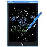 Tavoletta da scrittura LCD, tavolo da disegno e scrittura elettronico da 11 pollici, tavoletta digitale cancellabile portatile Doodle Board Memo per bambini e adulti a casa, scuola, ufficio(blu)