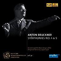 Bruckner: Symphonies No. 4 & 5 (2013-05-03)