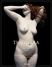 Opera: Magazine for Classic & Contemporary Nude Photography - Volume III (Opéra)