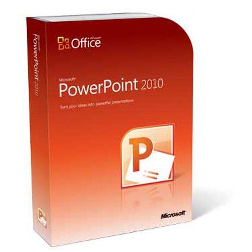 Microsoft PowerPoint 2010 (PC DVD) [import anglais]