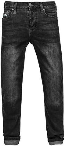 John Doe Herren Original Jeans Light Blue Used Hose Auto