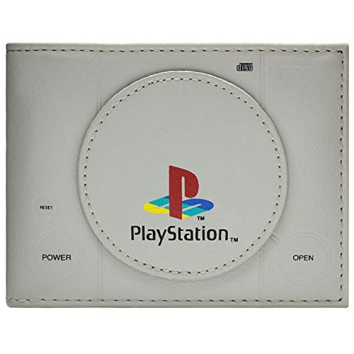 Cartera de Sony Playstation PS1 Consola de Juego Gris