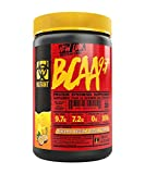 MUTANT BCAA 9.7 Supplement BCAA Powder with Micronized Amino Acid and Electrolyte Support