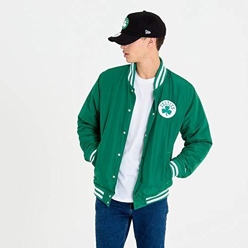 A NEW ERA Era Boston Celtics Chaqueta Bomber