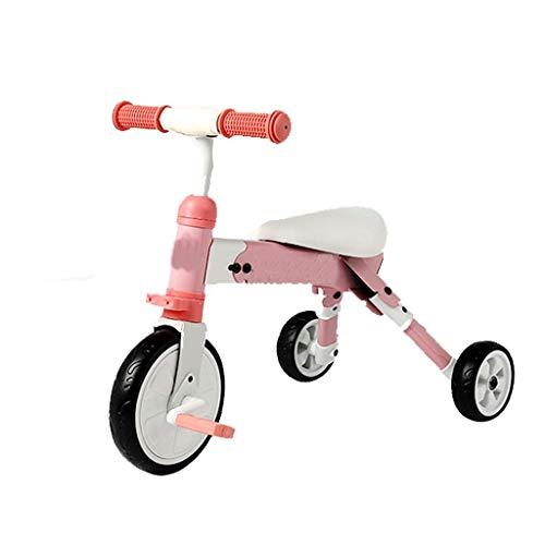 RUIMA Triciclo for niños Plegables, niño de los niños de Edad 1-6 años al...