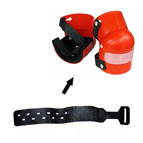 Gummiriemen 340 X 40 mm, für Knieschoner mit Gelenk/Stück