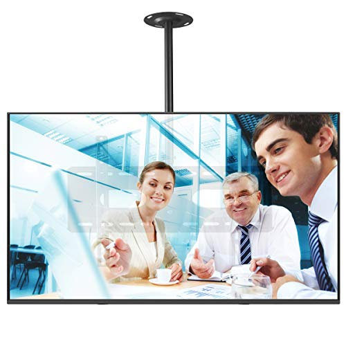 Suptek TV plafond beugel Past tot 60 inch LCD LED Plasma Display Hoogte Verstelbare VESA 600x400 Capaciteit 75 kgs MC5602