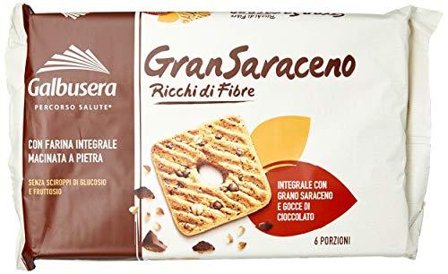 Galbusera grano saraceno integrale Vollkorn kekse Buchweizen 260g kuchen