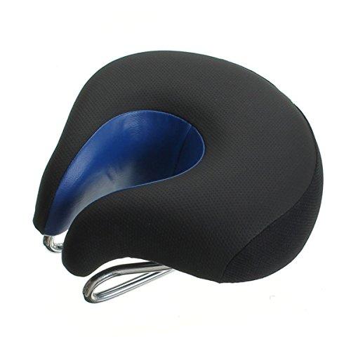 Sport Tent Fahrrad Sattel Breite Fahrradsattel ohne Nase MTB Hohl Ergonomisch Fahrradsitz Komfortable Rennrad Tourensatte