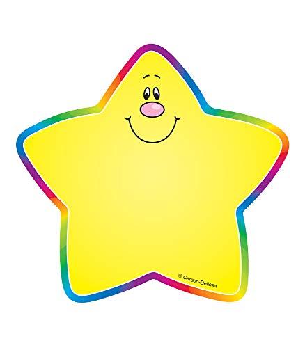 Carson Dellosa – Stars Mini Colorful Cut-Outs, Classroom Décor, 36 Pieces