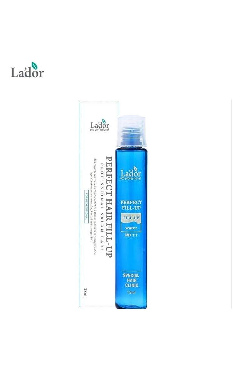軌道逃げるLa'dor☆Perfect Hair Fill-up(Fair Ampoule)13ml アドールヘアフィルアップ ヘアアンプル13ml [並行輸入品]